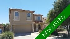 Desert Ridge Single Family Detached for sale: Wildcat Ridge 4 bedroom  Laminate Floors 2,215 sq.ft. (Listed 2019-05-06)