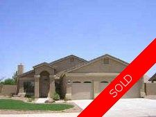 Queen Creek Single Family Detached for sale:  4 bedroom 1,930 sq.ft. (Listed 2005-07-19)