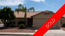 Chandler Single Family Detached for sale:  3 bedroom 1,438 sq.ft. (Listed 2005-09-21)