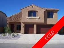 Queen Creek Single Family Detached for sale:  4 bedroom 2,675 sq.ft. (Listed 2005-09-17)